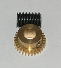 15:1 Gear set 0.4 MOD. (type 2)