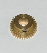 34 Tooth spur gear (type 2)