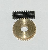 38:1 Gear set 2mm (type 1)