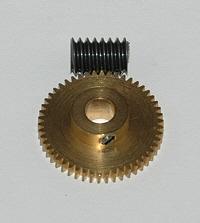 50:1 Gear set 0.4 MOD. (type 2)