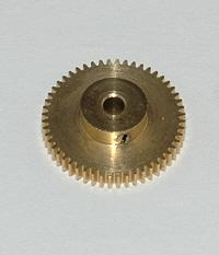 52 Tooth spur gear (type 2)
